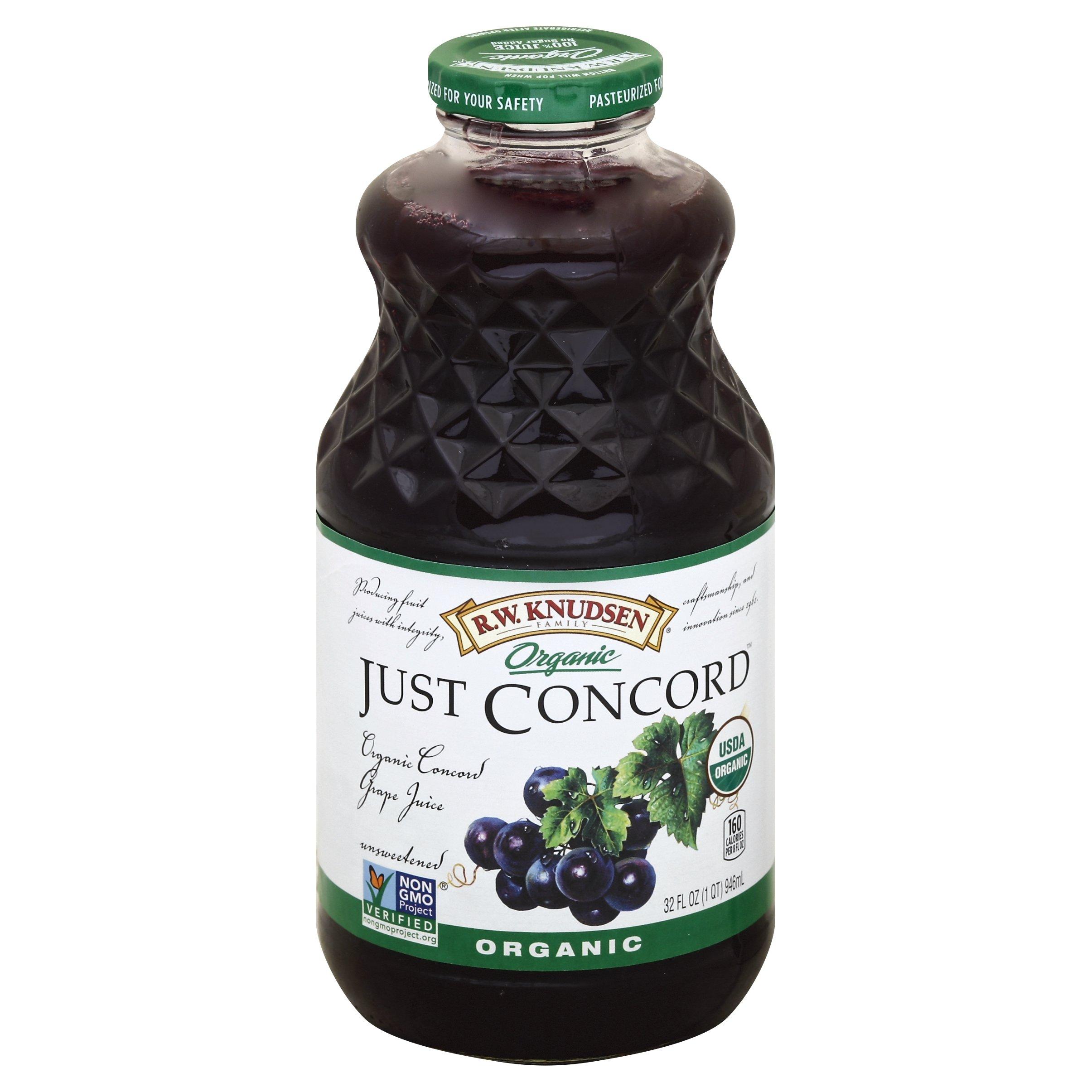 R.W. Knudsen Family  Organic Just Concord Grape™ Juice